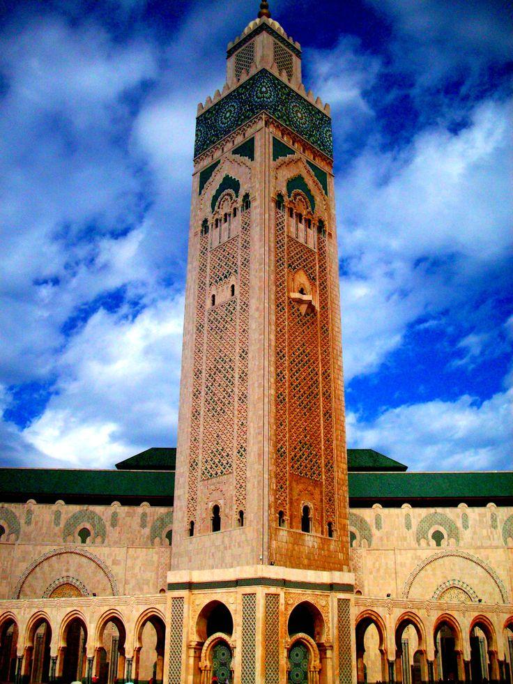 Casablanca morocco pinterest - Marocco casablanca ...