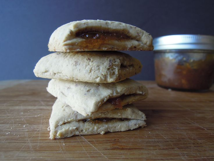 Gluten-free Fig Newton Bars | Gluten Free :) | Pinterest
