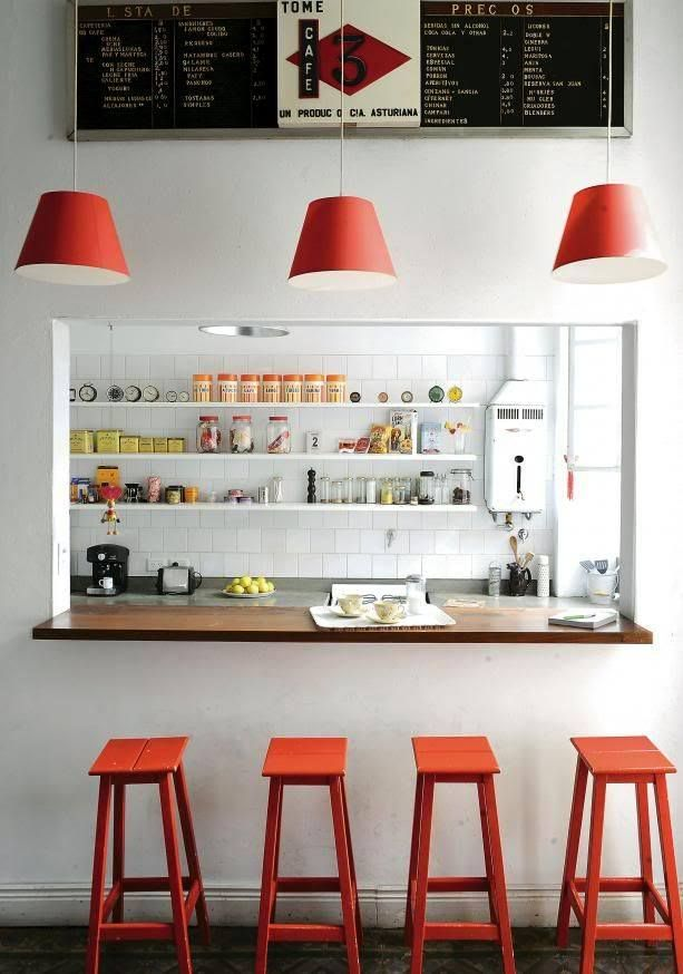 Kitchen dining area cafe style small kitchen pinterest