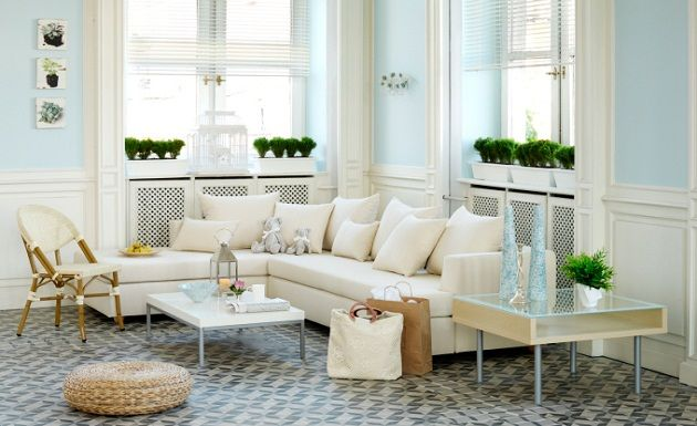 Combinaci n de colores para interiores favorite places - Colores de interiores ...