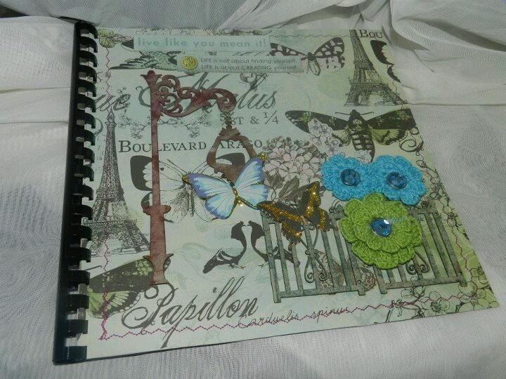 Handmade Book Cover Ideas : Handmade book cover designs imgkid the image