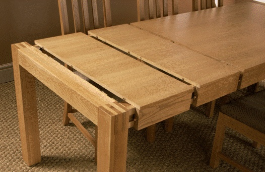 extendable dining table house and home pinterest