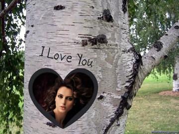 Fotomontajes románticos gratis.