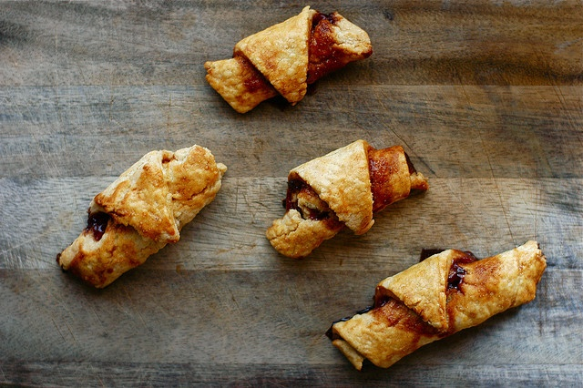 gluten-free rugelach by shauna | glutenfreegirl -- think I'll try this ...