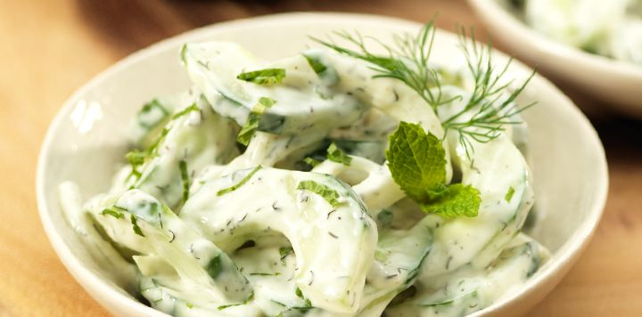 ... mint and Marzetti Otria® Cucumber Dill Feta Greek Yogurt Veggie Dip
