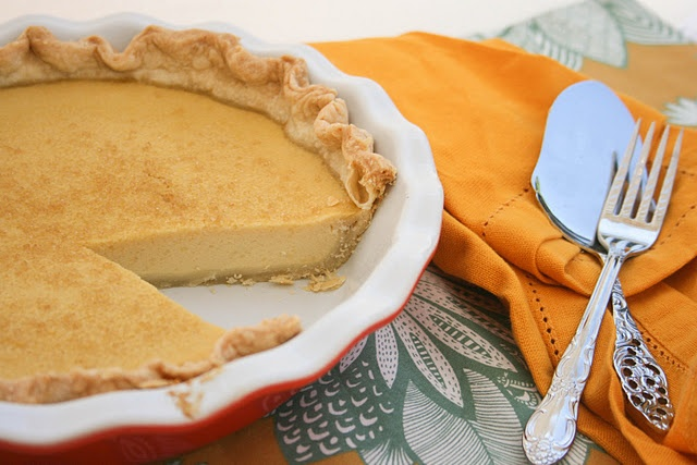 Buttermilk Maple Pie | Sweeeeeet | Pinterest