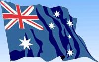 3 flags of australia