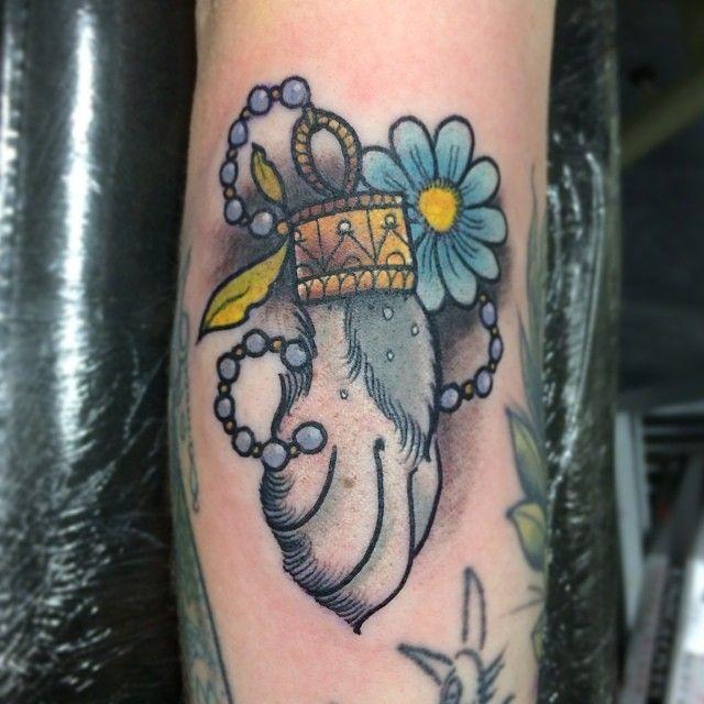 Pin Rabbit Foot Tattoo on Pinterest