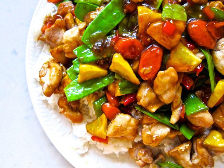 Simple Summer Squash Stir Fry | Food | Pinterest