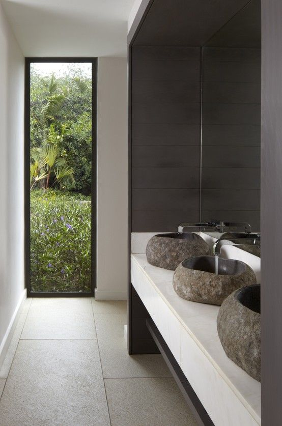 modern details inspired / #bathroom