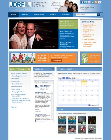JDRFNEO — Website