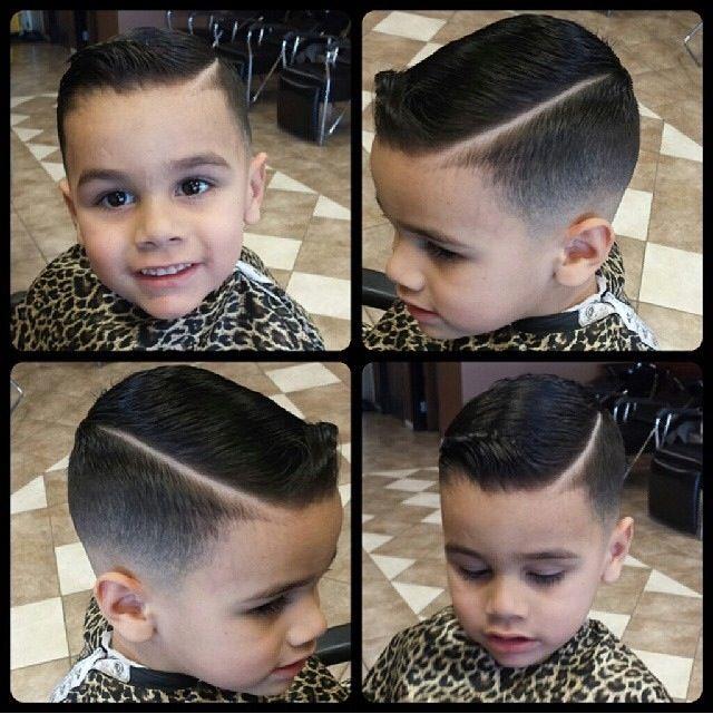 Pompadour Haircut Toddler : Boy hairstyle undercut en pompadour hairstyles