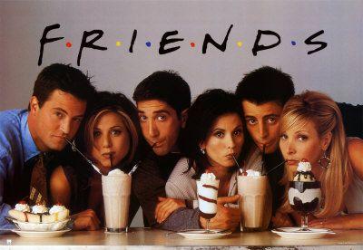 I <3 FRIENDS!!!
