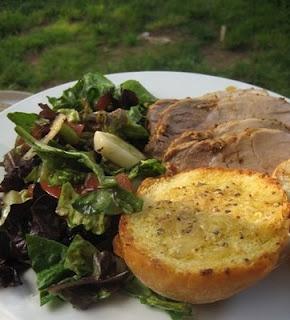 Coriander Crusted Pork Loin | Mangia Mangia | Pinterest