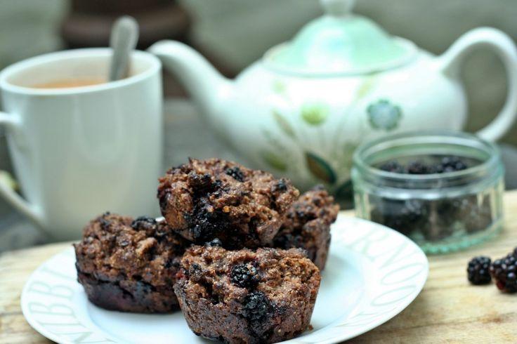 Blackberry Tea Cake Recipe — Dishmaps