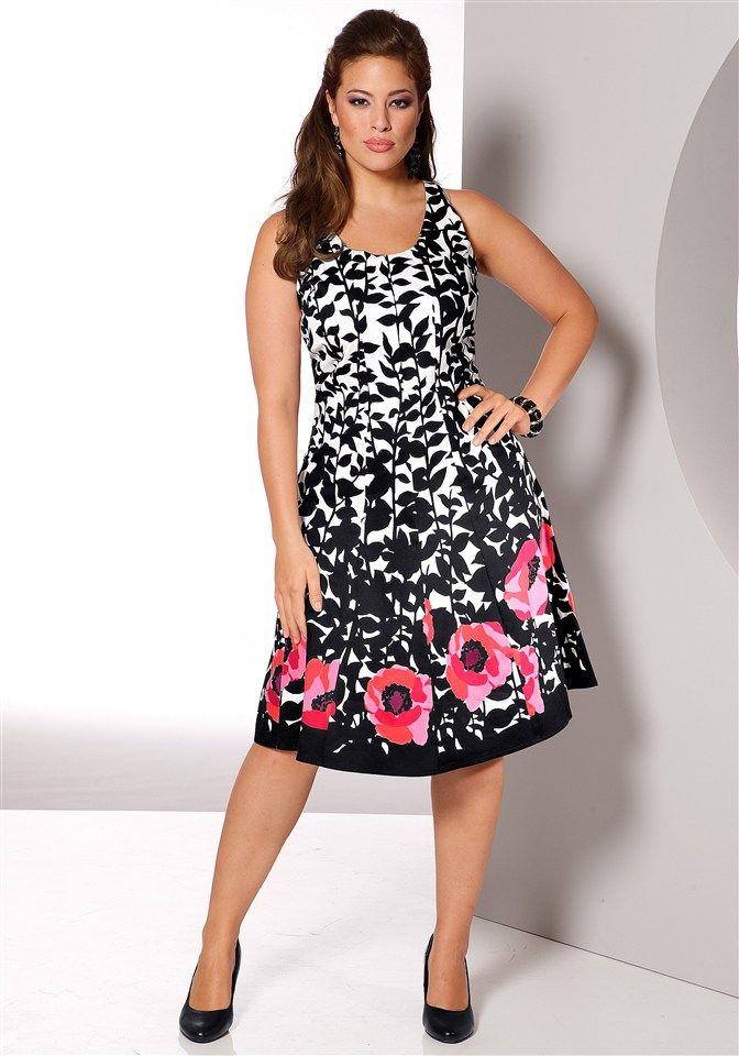 Sheego style kleid kleider mode von a z mode bei sheego