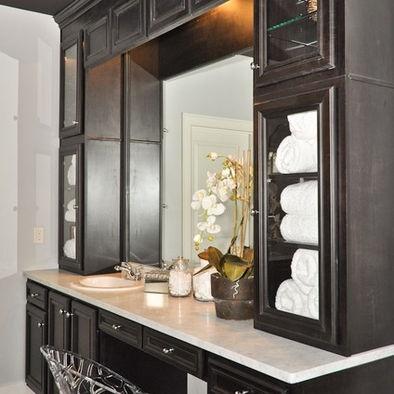 bathroom countertop storage HOME Pinterest