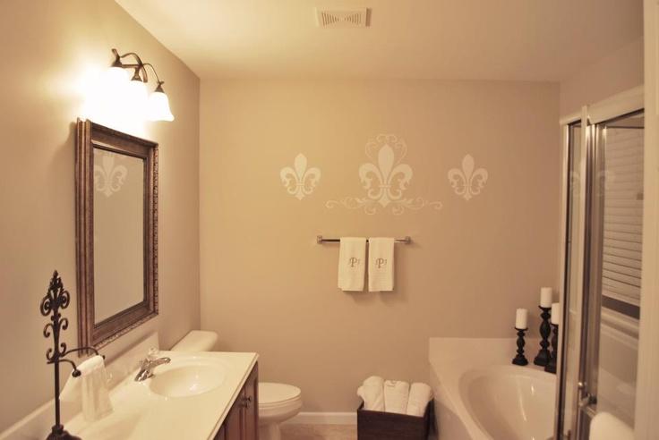 Pretty Bathroom Love The Colors Bathrooms I Like