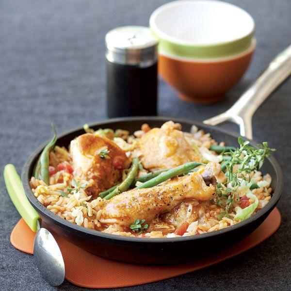 Jollof (West African Rice With Veggies) Recipe — Dishmaps