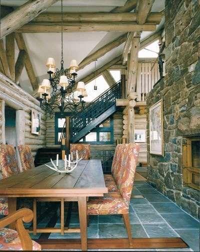 Cabin Decor Idea Cool And Contemporary