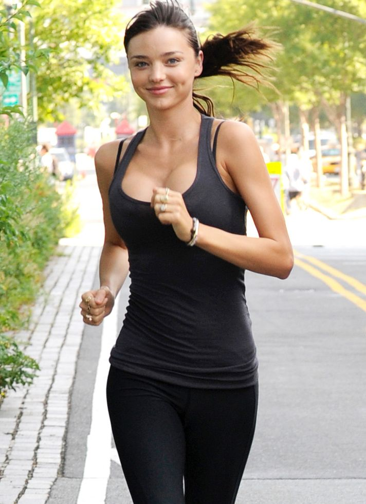 Miranda Kerr Spilled Her Diet and Fitness Secrets—and the One Thing She'd NeverEat