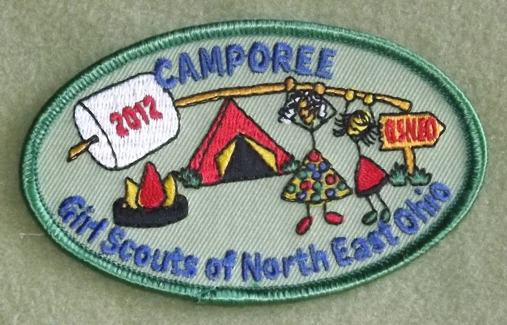 girlscouts of north east ohio camporee girl scout 100th