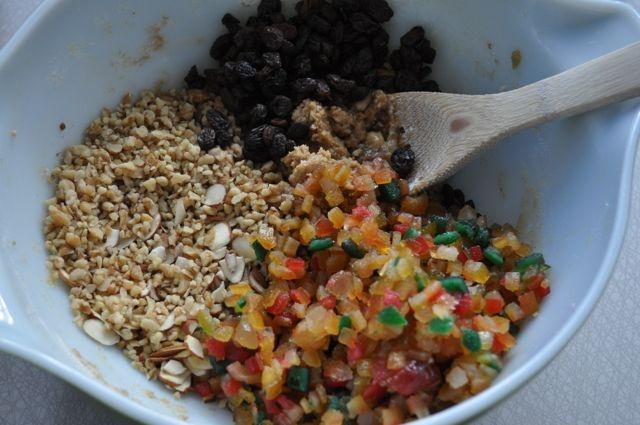 Fruitcake Bar Cookies | Recipe