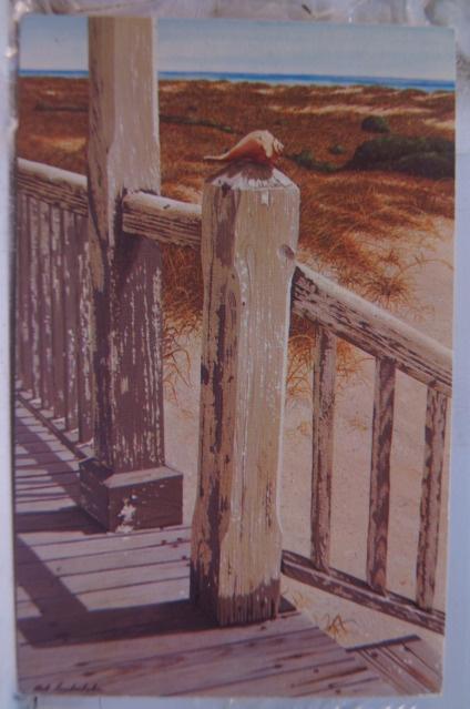 North Carolina Front Porch Painting By Bob Timberlake Postcard Old Vintage PC | eBay