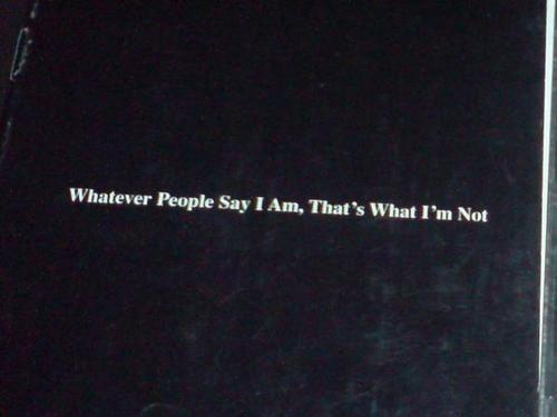 Am Arctic Monkeys Quotes. QuotesGram