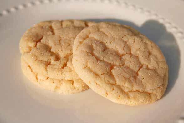 Chewy Sugar Cookies | Recipes | Pinterest