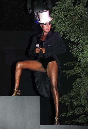 Grace Jones Pull Up To The Bumper Remix