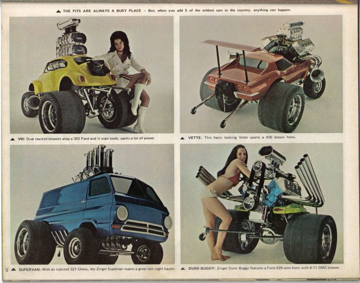 Zingers! So fun, who wants to build one that actually drives? I loved these as a kid.