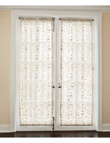 for french doors french doors voila window treatments for french doors ...