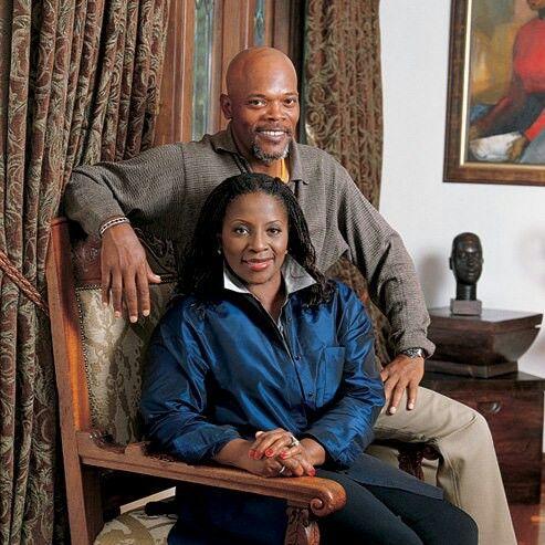Samuel amp latanya jackson married 33 yrs awesome irresistible