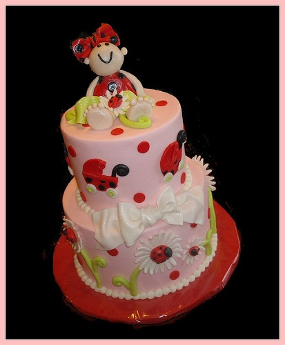 ladybug baby shower cake my baby shower pinterest