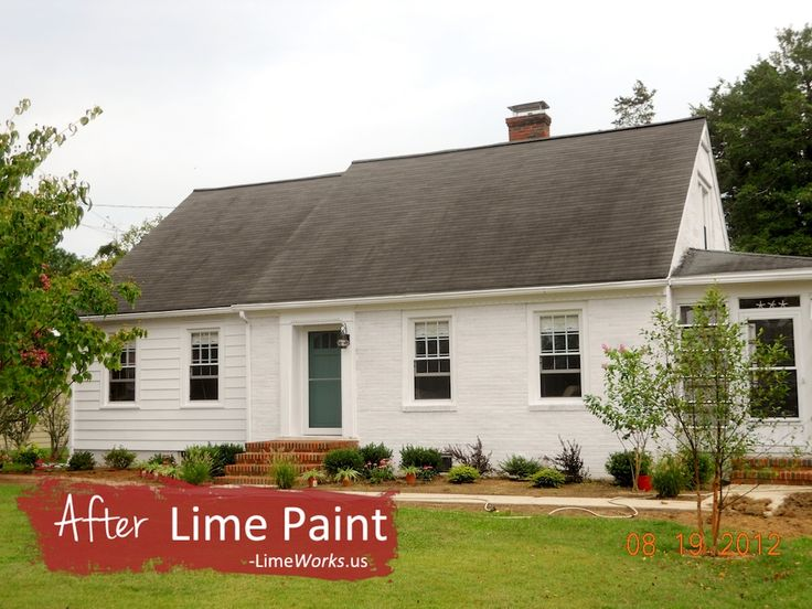 Lime Wash Brick Exterior Exterior Painting Images Design Inspiration