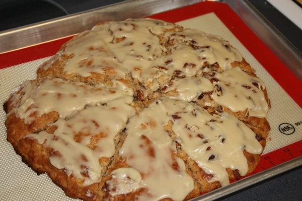 Banana Bread Scones | Sweet Treats | Pinterest
