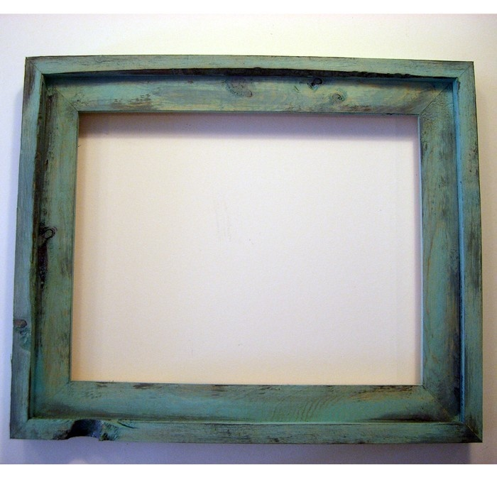 ... rustic stacked pine picture frame . handmade .. $33.99, via Etsy