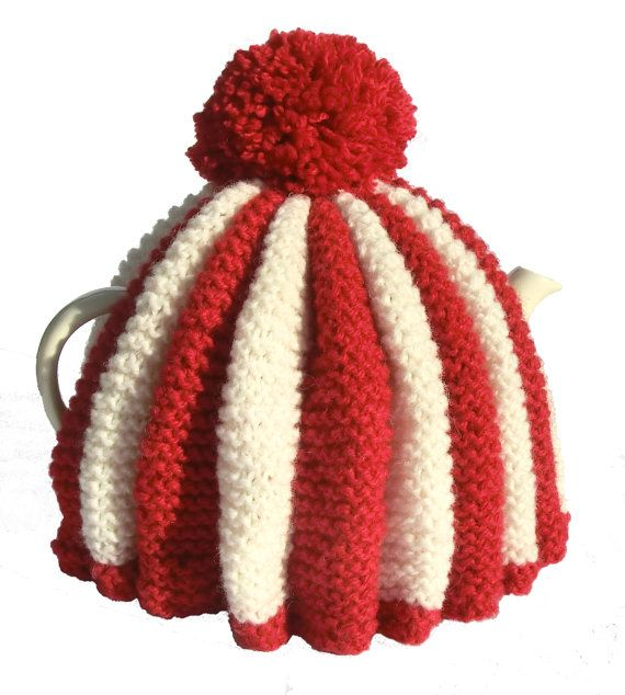 Traditional Tea Cosy Knitting Pattern : Traditional Tea Cosy Knitting Pattern - Instant Download