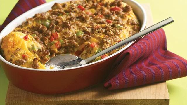 Table and Dreaming: 40 Breakfast Casseroles {Holiday Christmas Brunch ...