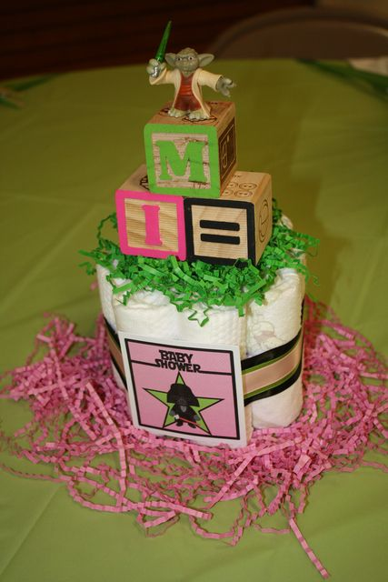 star wars baby shower party centerpiece see more party ideas at