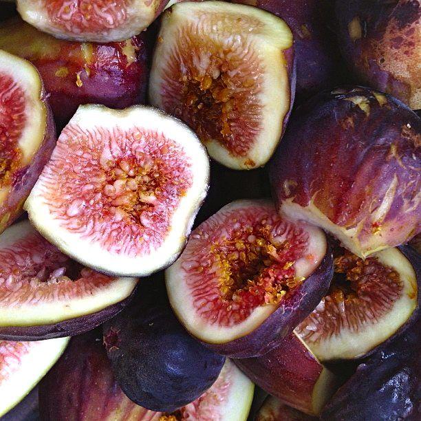 Roasted Fig Recipe | Le Menu | Pinterest