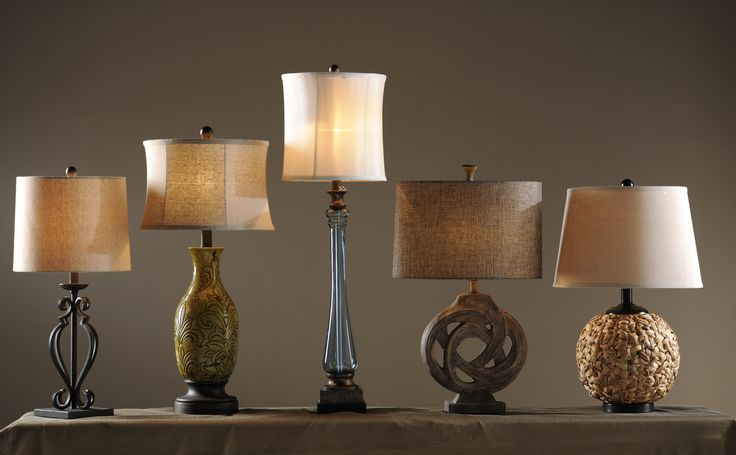 Find a lamp in any style #kirklands #puttogooduse | Home Decor