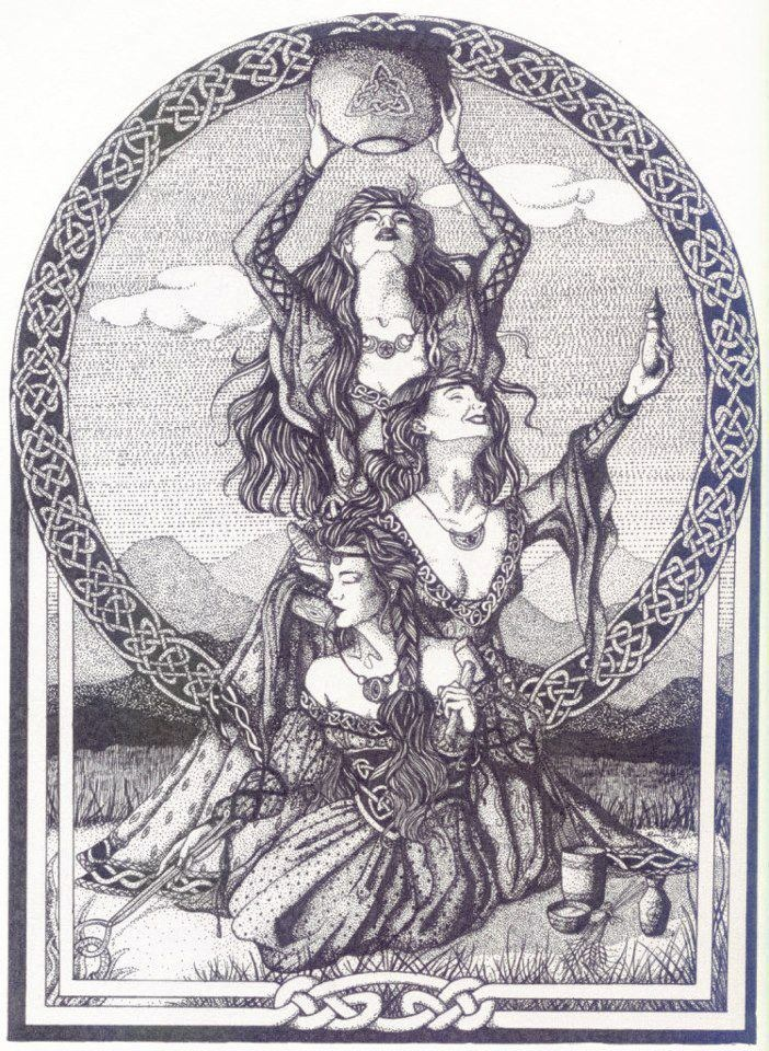 three moons wicca - photo #28