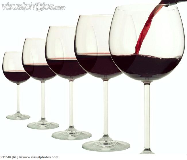 Wine red big burgundy glass dark red shindig drink for Large red wine glass