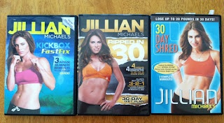 Fitness Unscripted: 31 Days Of Jillian.