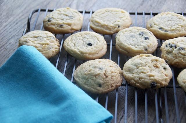 blueberries & cream cookies | must bake COOKIES | Pinterest