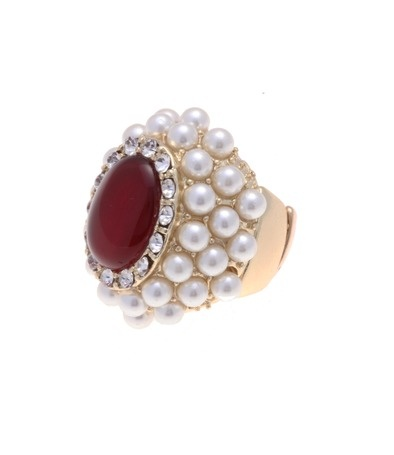 Pearl Cluster Ring - A|wear