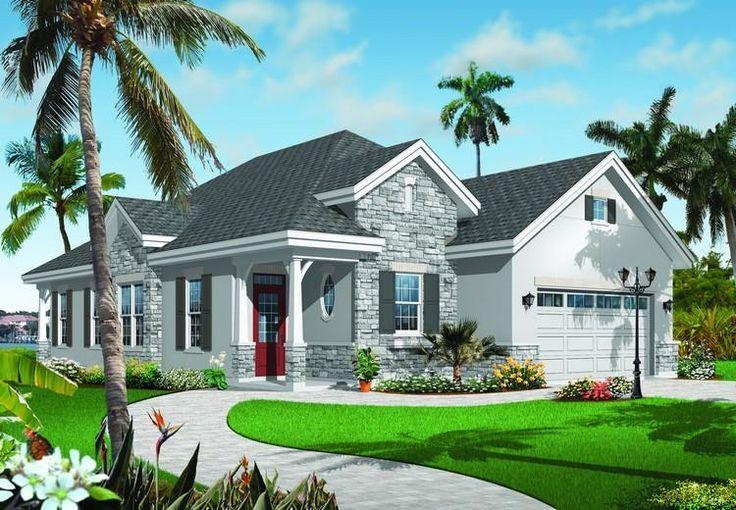 Houseplan 034 00199 for Houseplans net