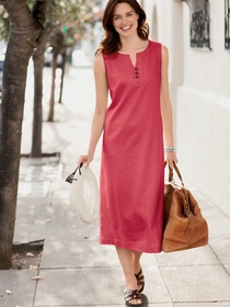 Habor Breeze Sleeveless Dress from Appleseeds